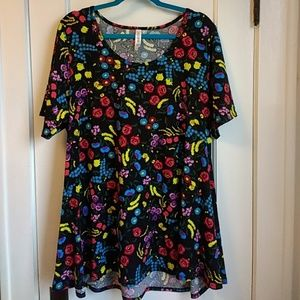 LuLaRoe PLUS size top